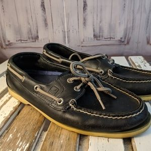 Sperry top-sider sider mens shoes comfort loafer